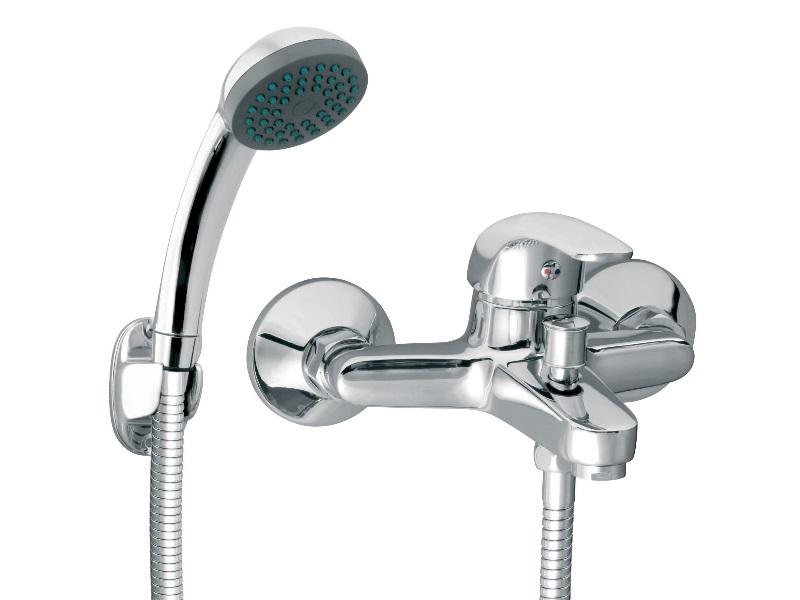 Ремонт душа смесителя в ванной своими руками